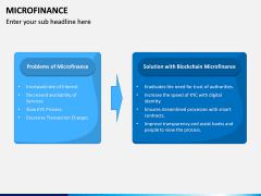 Microfinance PPT Slide 8