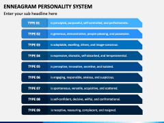 Enneagram Personality System PPT Slide 7
