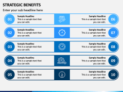 Strategic Benefits PPT Slide 10