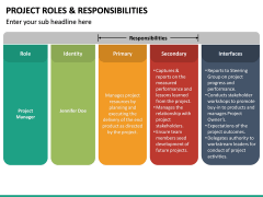 Project Roles and Responsibilities PPT Slide 4