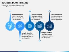 Business Plan Timeline PPT Slide 6