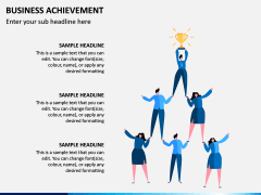 Business Achievement PPT Slide 8