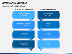 Compliance Strategy PPT Slide 8