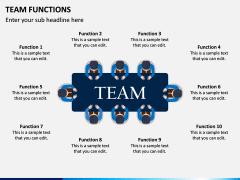 Team Functions PPT Slide 3