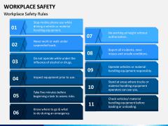 Workplace Safety PPT Slide 7