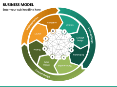 Business Model PPT Slide 21