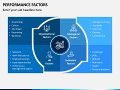 Performance Factors PPT Slide 1