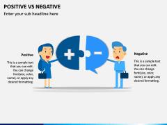 Positive Negative PPT Slide 4
