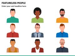Featureless People PPT Slide 4