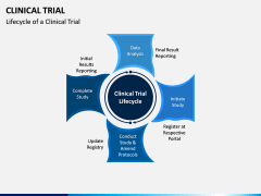 Clinical Trial PPT Slide 1