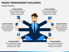 Project Management Challenges PPT Slide 5