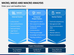 Micro Meso Macro Analysis PPT Slide 2