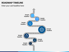 Roadmap Timeline PPT Slide 6