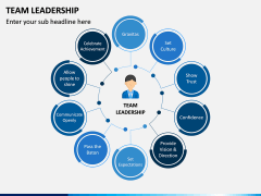 Team Leadership PPT Slide 1