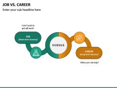 Job Vs Career PPT Slide 6