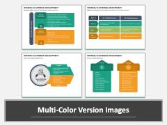 Internal Vs External Recruitment Multicolor Combined
