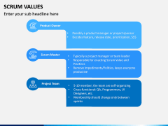 SCRUM Values PPT Slide 6