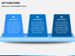 Key Functions PPT Slide 5