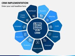 CRM Implementation PPT Slide 3