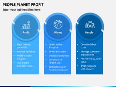 People Planet Profit PPT Slide 3