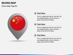 Beijing Map PPT Slide 5
