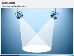 Spotlights PPT Slide 1