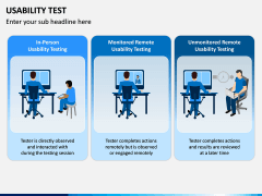 Usability Test PPT Slide 6
