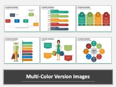 Customer Awareness Multicolor Combined