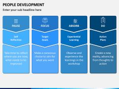 People Development PPT Slide 5