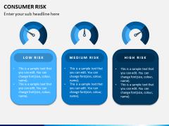 Consumer Risk PPT Slide 2