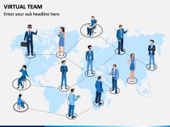 Virtual Team PPT Slide 7