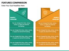 Features Comparison Free PPT Slide 2