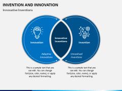 Invention and Innovation PPT Slide 2