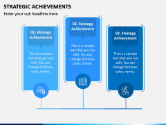 Strategic Achievements PPT Slide 7
