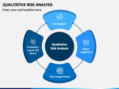 Qualitative Risk Analysis PPT Slide 1