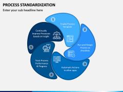 Process Standardization PPT Slide 1