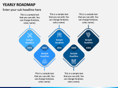 Yearly Roadmap PPT Slide 5