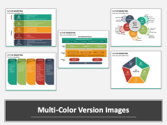 5 C's of Marketing Multicolor Combined
