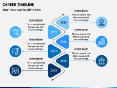 Career Timeline PPT Slide 9