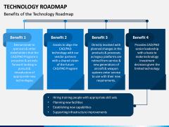 Technology Roadmap PPT Slide 8