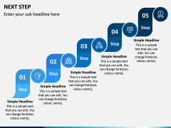 Next Step PPT Slide 3