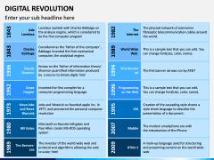 Digital Revolution PPT Slide 12