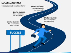Success Journey PPT Slide 2