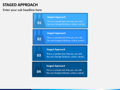 Staged Approach PPT Slide 3