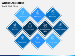 Workplace Ethics PPT Slide 1