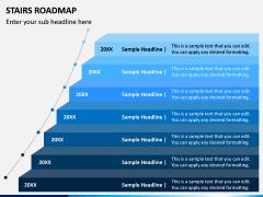 Stairs Roadmap PPT Slide 3