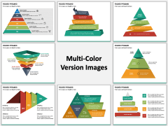 Folded Pyramid PPT Slide MC Combined