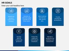 HR Goals PPT Slide 8