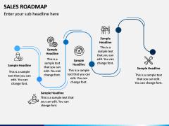 Sales Roadmap PPT Slide 3