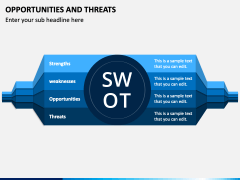 Opportunities and Threats PPT Slide 3